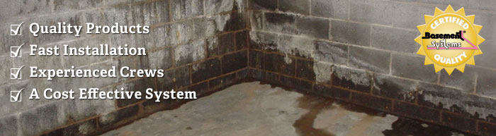 We are the Saskatchewan and Manitoba Basement Waterproofing Experts!